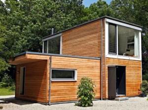 Moderní domy přinášejí komfortní bydlení