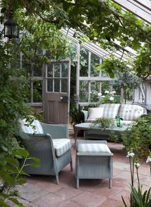 Zahradní nábytek, který dokonale zapadne do vašeho interiéru...