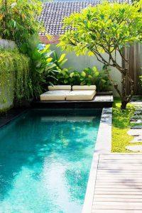 Úprava vody v bazénu i s filtračním zeolitem