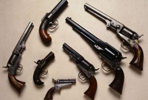 Expanzní zbraně
