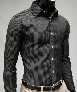 Prodloužené košile jsou řešením pro muže s vysokou postavou