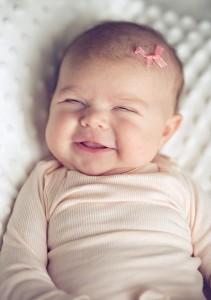 Správný pohybový vývoj dítěte do půl roku života