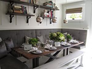 Jak ozdobit jídelní stůl