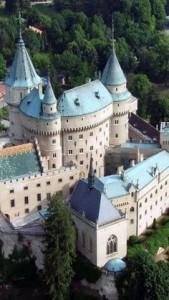 Škola v přírodě v okolí Bojnic se neobejde bez návštěvy krásného Bojnického zámku