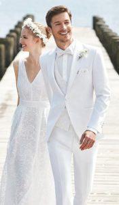 Bílá košile, vrchol elegance