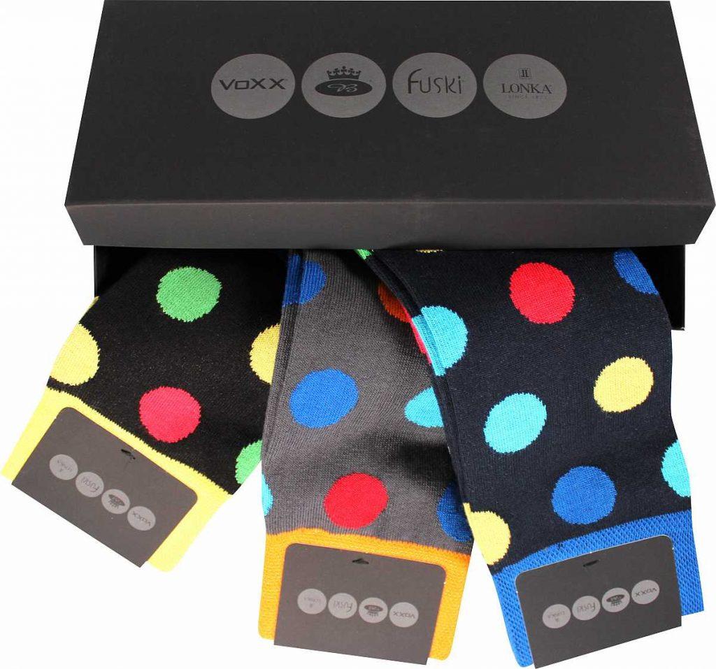 vceselé ponožky