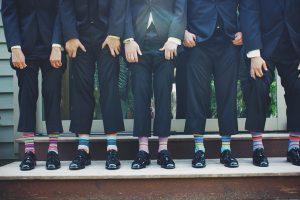 Vykročte vlastní cestou a oblečte si veselé ponožky