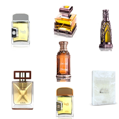 vzorky parfémů